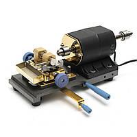 Drillpro 110V 400W Перламутровые буровые станки для сверления с отверстиями Полный набор пуансона Набор Бурильщик