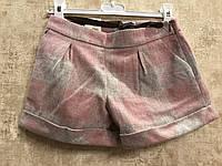 Шерстяные шорты для девочки Mayoral 116см 6лет
