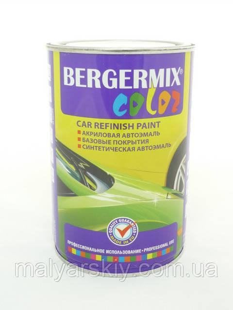 394   Темно-зелена  АЛКІДНА ФАРБА   0,9л    BERGERMIX