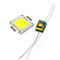 LUSTREON 8W DIY 800lm LED Chip Board Panel Bead с трансформатором питания DC12V LED Transformer