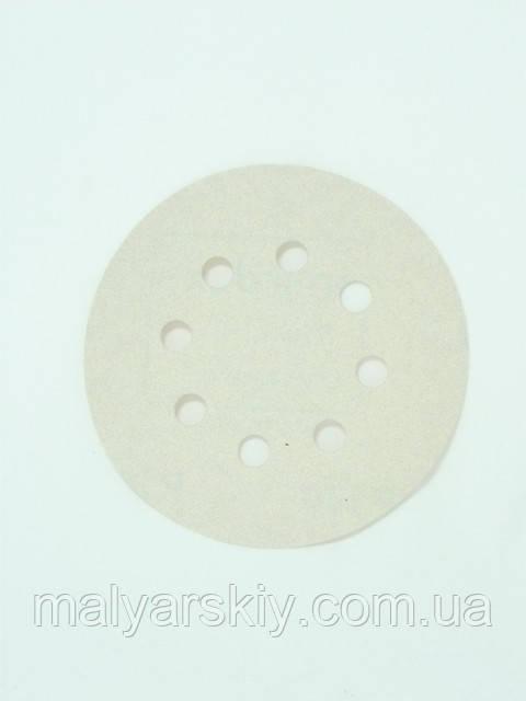 Абразивний круг 150мм 6 отв.    P40  KLINGSPOR