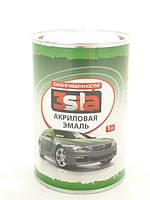 325 Світло-зелена АКРИЛОВА ФАРБА 3Sila 1л