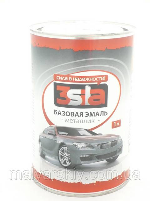 345 Оливковий БАЗОВА ФАРБА  3Sila 1л