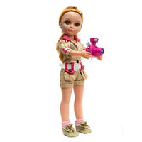 "Кукла Maylla ""Защитница Животных"" из серии Faishion Girls с аксессуарами"
