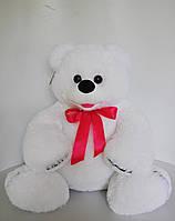 "Мягкая игрушка. Медведь ""Веселун"" 76 х 78  белый"