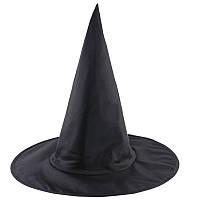 Хэллоуин Стипл Волшебный Шапка Прохладный Черная Ведьма Шапка Оксфорд Костюм Партия Реквизит Поттерс Cap