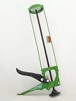 12-010 Пістолет під картридж 310мл (зелений)  FAVORIT
