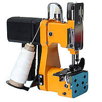 220V Портативная электрическая швейная машина с уплотнительным кольцом Промышленная ткань Набор