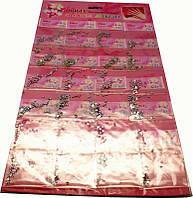 Стразы на листах, камни-сердечки YRE KML-14-02, маникюр ко дню Святого Валентина