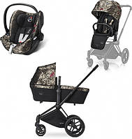 Коляска 3 в 1 Cybex PRIAM BUTTERFLY