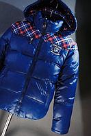 Купить куртку детскую Зима 124-140 см