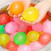 120pcs Amazing Волшебный Водные воздушные шары Летняя прохладная игра