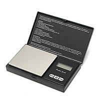 0,01 г-500 г Электронный карманный мини-цифровой LCD Золотой вес Шкала грамм
