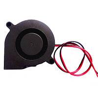 24V DC 0.1A 50mm * 50mm * 15mm Радиальный охлаждающий вентилятор для 3D-принтера