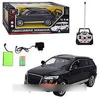 Машина радиоуправляемая 9828-4A Джип Audi Q7 (черная)