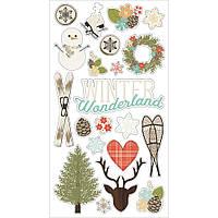 Чіпборд - Simple Stories - Winter Wonderland