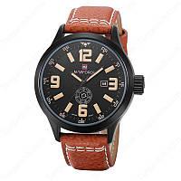 Мужские часы Naviforce модель NF9057mbby, цвет черный, фото 1