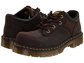Туфли (Оригинал) Dr. Martens Naseby ST 4 Tie Shoe Gaucho Volcano
