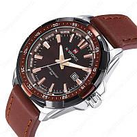 Мужские часы Naviforce Dandy модель NF9056mbce, цвет корпуса серебристый, фото 1