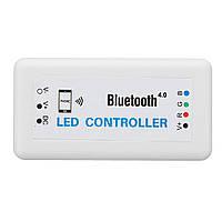 Wireless Bluetooth 4.0 RGB LED Газонокосилка Дистанционный Контроллер для IOS Android