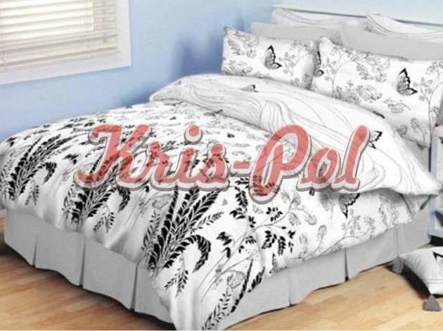 Комплект постельного белья семейный бязь (хлопок) TM KRISPOL Украина 6031, фото 2
