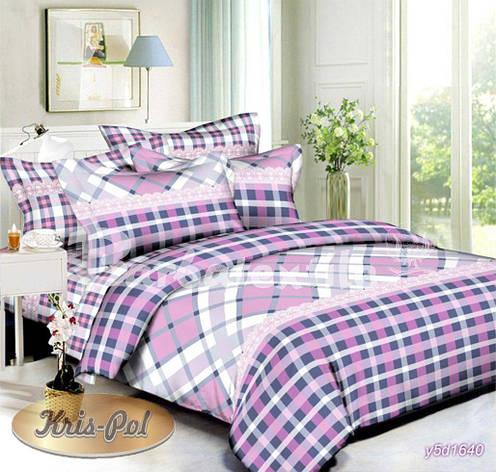 Комплект постельного белья семейный ранфорс (хлопок) TM KRISPOL Украина 61181640, фото 2
