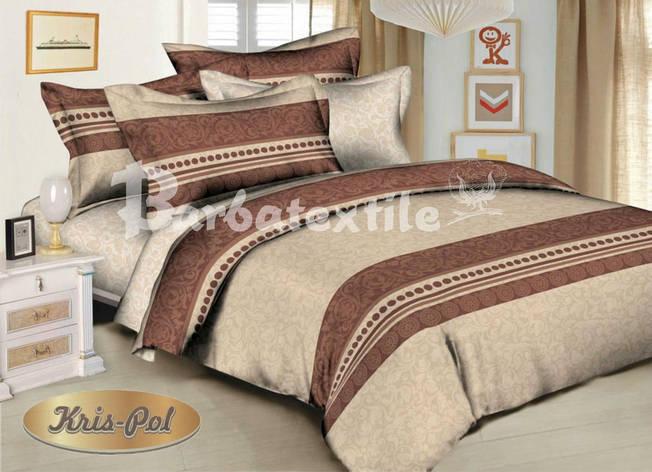 Комплект постельного белья семейный ранфорс (хлопок) TM KRISPOL Украина 61187001, фото 2