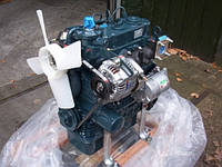 Двигатель Kubota D902 для мини-экскаваторов и спецтехники