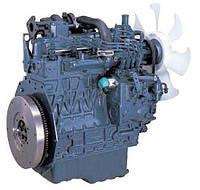 Двигатель Kubota V1505 Turbo с турбонаддувом для спецтехники