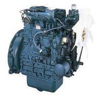 Двигатель     Kubota D1703 в сборе для Запчасти к экскаваторуа и спецтехники