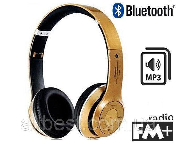 Беспроводные Наушники с MP3 плеером Beats Solo HD Bluetooth S460 ХиТ Акция  !!! - dae14a569baa3
