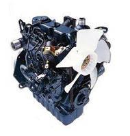 Дизельный двигатель Kubota D722 для мини-экскаватора и спецтехники