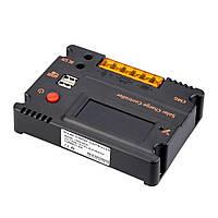 CMG-242012V/24V20AСолнечная Панель управления зарядным устройством Батарея Защита от перегрузки регулятора автоматического выкл
