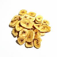 Банан сушений (чіпси)