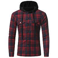 Мужская рубашка Jack СС7678