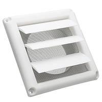 Пластиковая крышка вентилятора Вентиляционная решетка Вентиляционная крышка Защитные крышки для стен