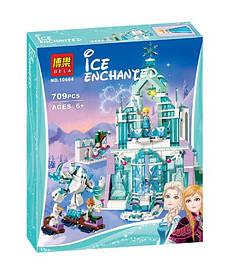 Конструктор Bela 10664 Frozen Магический ледяной дворец Эльзы (аналог Lego Disney Princess 41148)