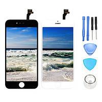 Full Assembly No Dead Pixel LCD Дисплей + сенсорный экран Замена дигитайзера с ремонтом Набор Для iPhone 6