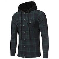 Мужская рубашка Jack РМ7678