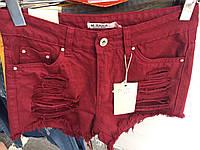 Женские шорты котон