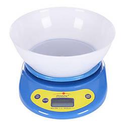 Весы кухонные электронные 0~5кг E00018 (24шт)