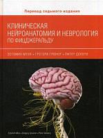 Мтуи Клиническая нейроанатомия и неврология по Фицджеральду. Руководство