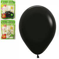 Шарики надувные BA2 (500шт) 12дюймов, 2 цвета, 10шт в кульке, 13-20-1см
