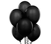 Шарики надувные BA3 (500шт) 10дюймов, микс видов, 10шт в кульке, 15-20-1см