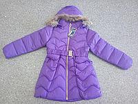 Купить пальто детское зимнее