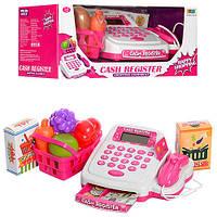 Детский кассовый аппарат - магазин 8319, калькулятор, продукты