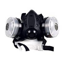 DEWBest 9578 Респираторный газ Маска Фильтр Хлопок Химический респиратор Картина
