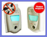 Ультразвуковые отпугиватели грызунов. Дератизация помещений. Отпугиватели крыс, мышей. (HongKong).