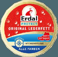 Смазка для кожи Защита от влаги Erdal Original Lederfett farblos, 150 ml