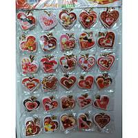 Открытка ко Дню святого Валентина арт.10676